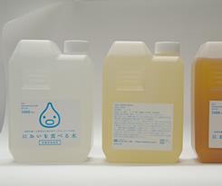 安心安全な消臭剤 においを食べる水